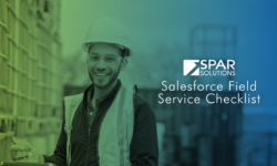 Salesforce Field Service Solutions Checklist
